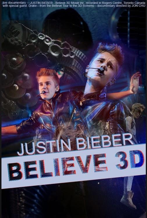 Justin Bieber: Believe 3D