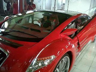 Foto-Foto Mobil Listrik Indonesia