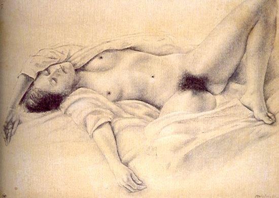 Cómo miran las mujeres el cuerpo desnudo de los
