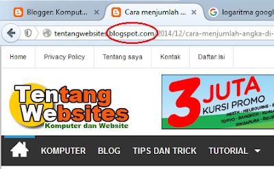 blogspot.co.id kembali lagi ke blogspot.com