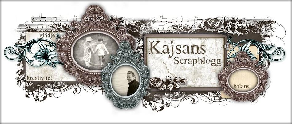 Kajsansscrapblog
