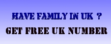 FWCALL : Get Free UK Number