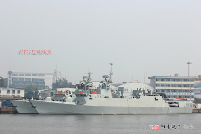 Chinese Type 056 Light Corvette