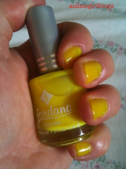 Balmain Beauty: Jordana Nail Polish in Yellow Energy (949)