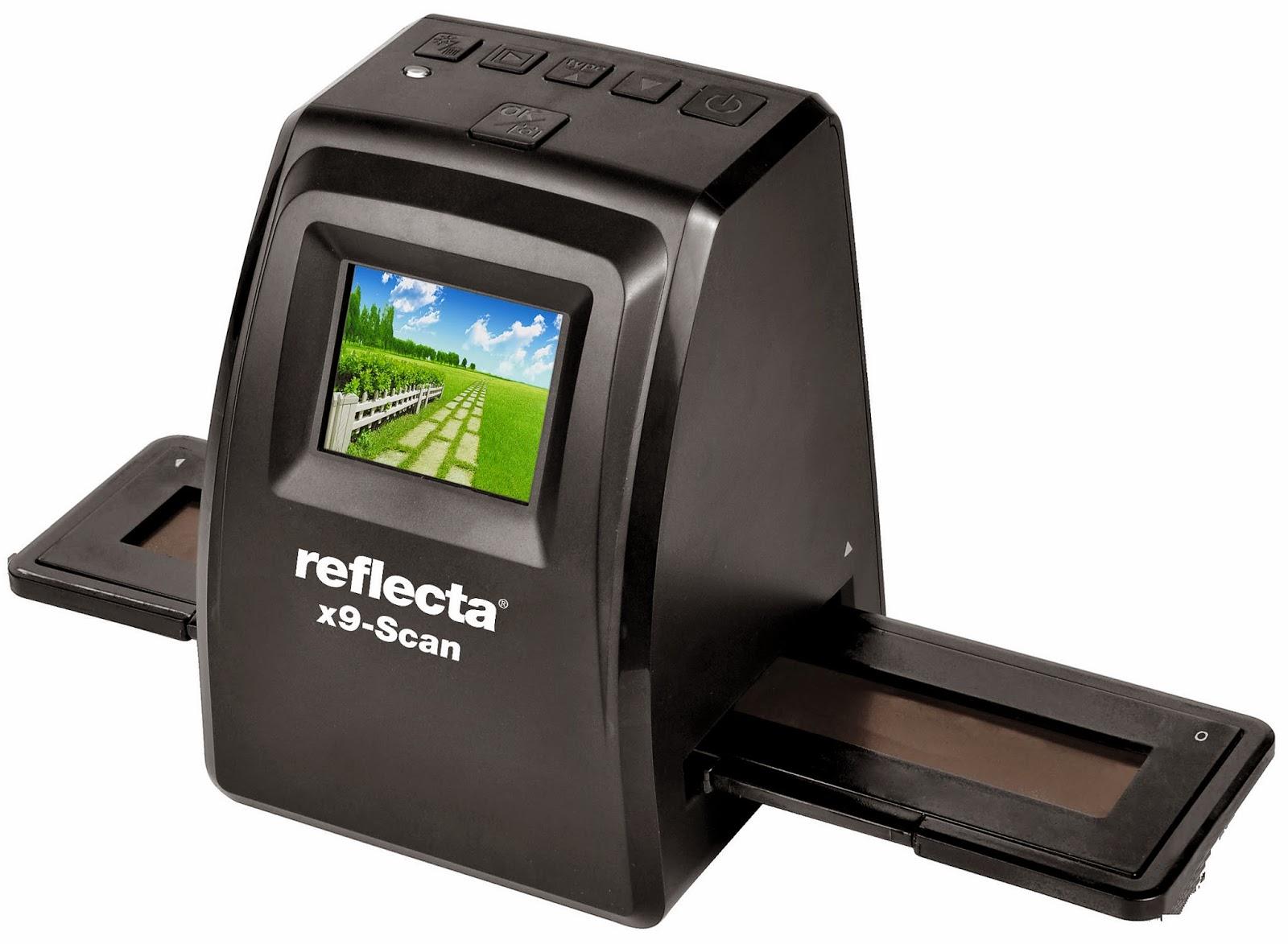 Сканер для фотографий своими руками