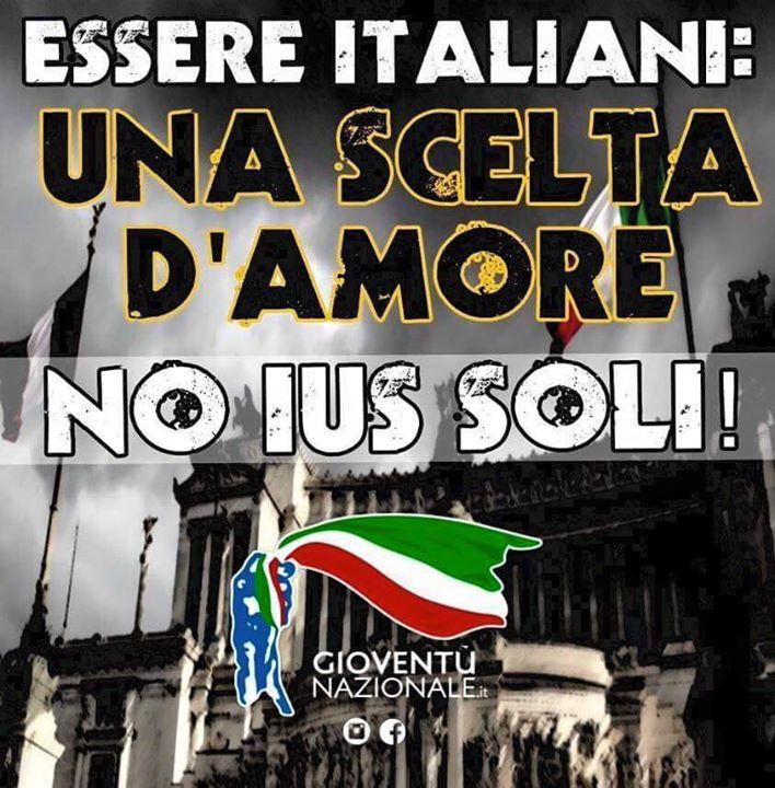 No Ius Soli!