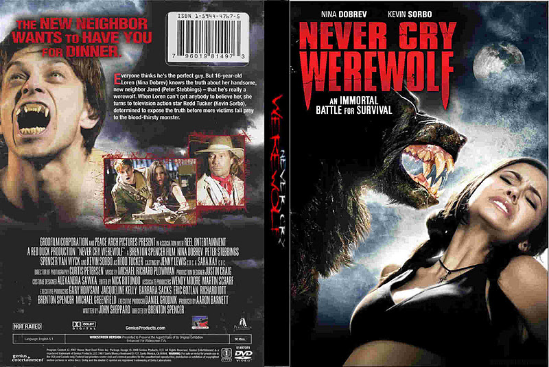 Never Cry Werewolf DVD5 [2008][Aud Latino] [Fls ...