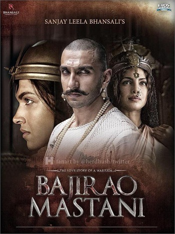 Bajirao Mastani 2015 Hindi Full Movie Mafiaking