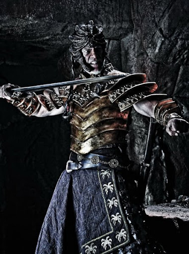 Khalar Zym Gold Armour