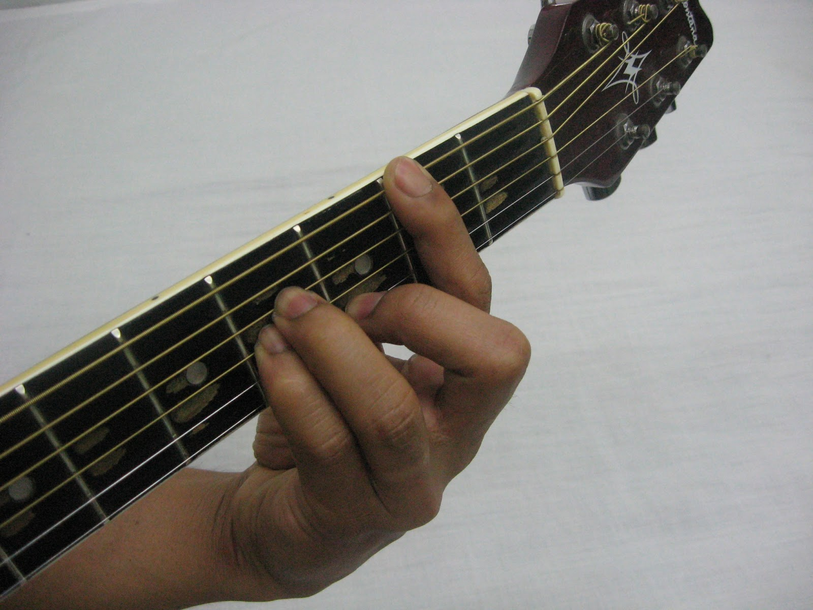 Guitar Bender Easy A Playing Minor Dominant 7th Minor 7th And