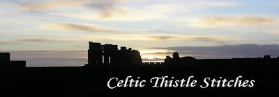 Celtic Thistle Stitches