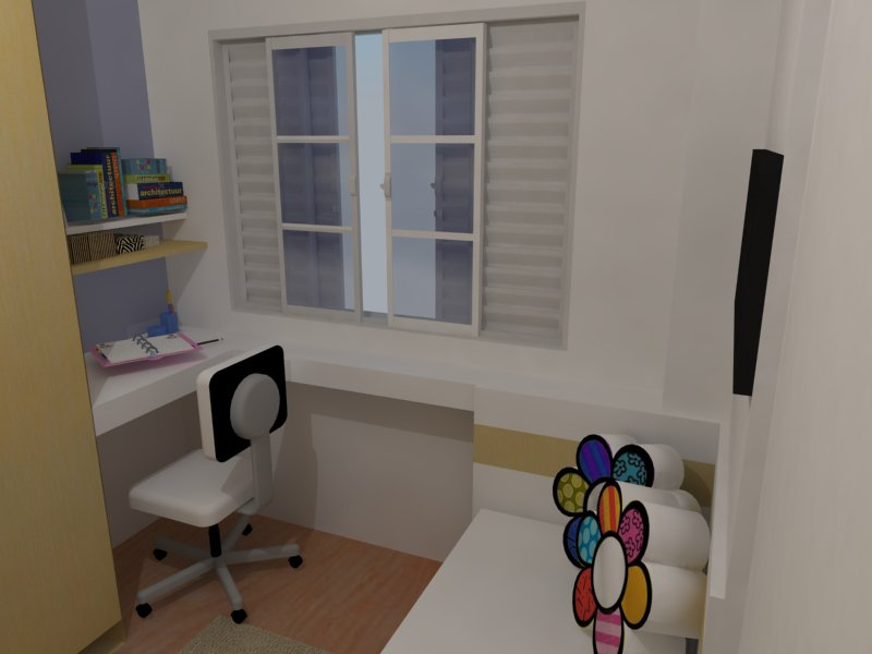 decoracao de quartos para ambientes pequenos : decoracao de quartos para ambientes pequenos: em 3D facilita-se a tomada de decisão quanto ao projeto e mudanças