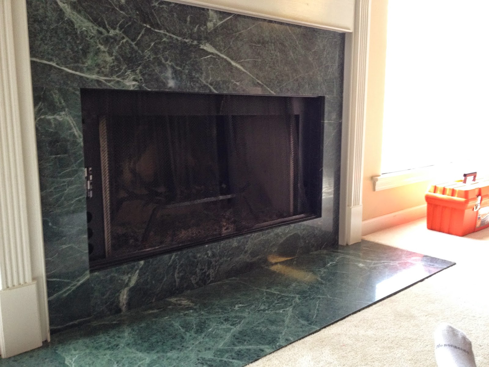 obsessive constructive feature friday shannon u0027s fireplace