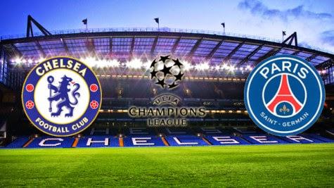 Prediksi Leg 2 Chelsea vs PSG 9 April 2014