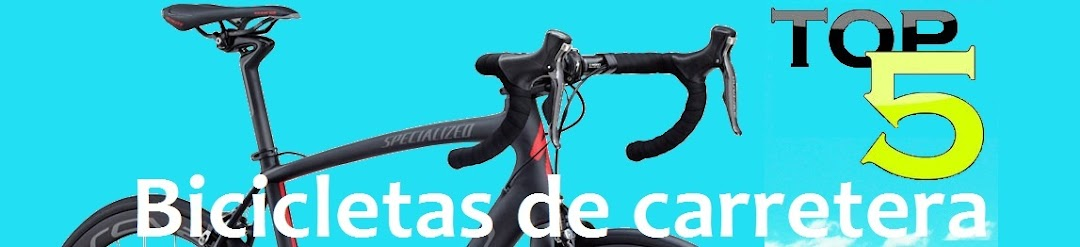 TOP 5 BICICLETAS DE CARRETERA