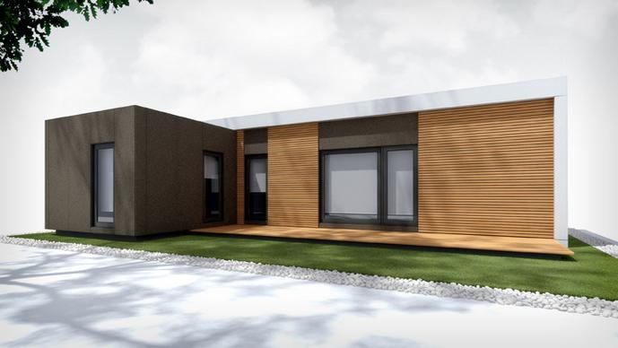 Planos de casas peque as casas modulares de dise o for Disenos de casas pequenas