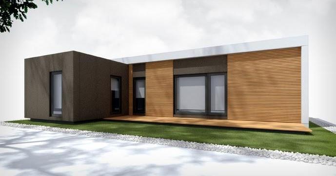 Planos de casas peque as casas modulares de dise o for Casas prefabricadas pequenas