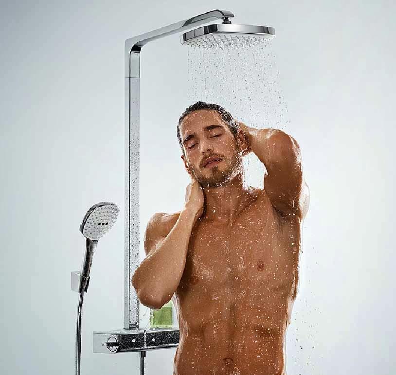 ducha ucranio trabajo de mano