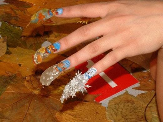 nail art pics. 3D Nail Art