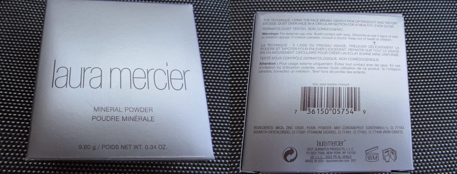 Laura Mercier Mineral Powder SPF 15 Coupon