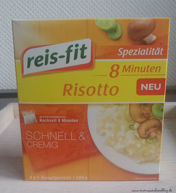reis-fit 8 Minuten Risotto