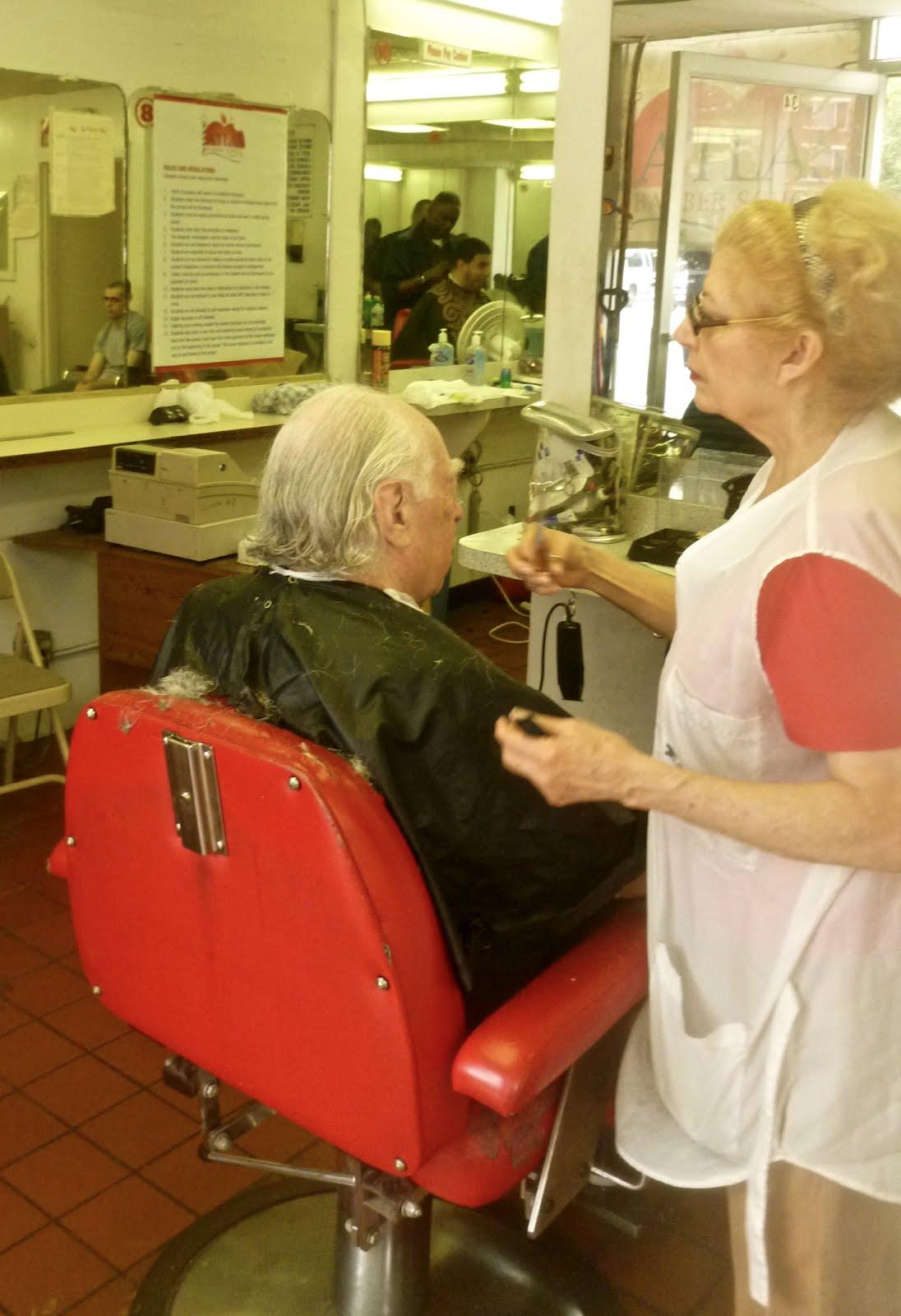 Jeremiahs Vanishing New York Atlas Barber School