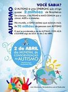 Dia Mundial do Autismo