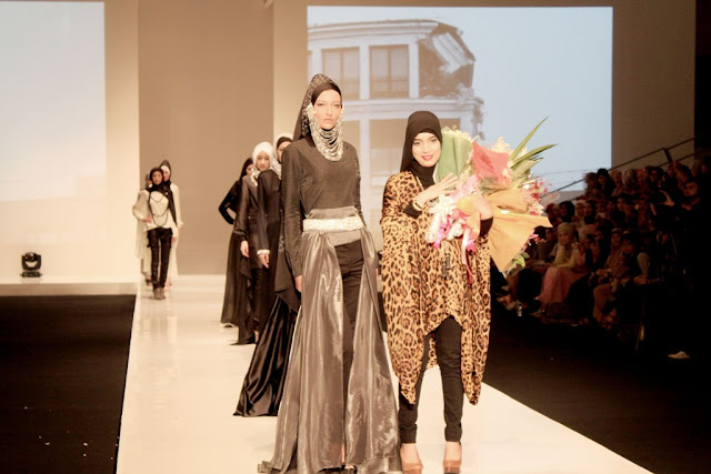 INDONESIA FASHION WEEK 2012 - Jenahara