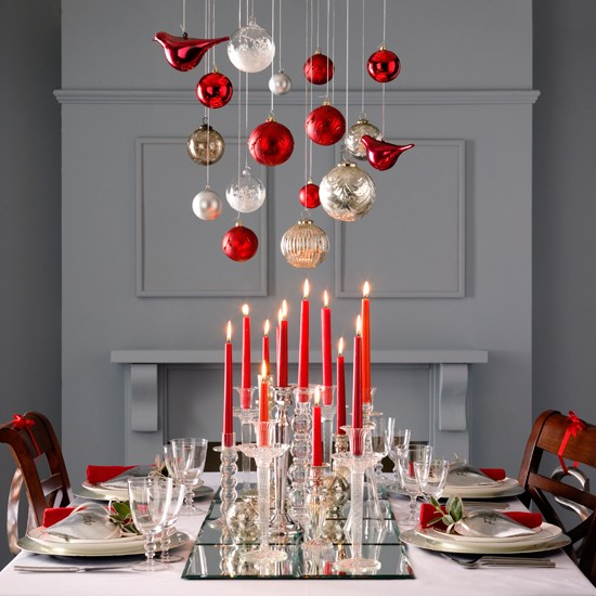 Christmas party ideas best of luxury lifestyle design for Ideas for home decorations for christmas