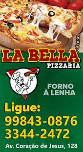 A melhor pizza!
