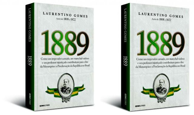 Livro '1889' - Laurentino Gomes