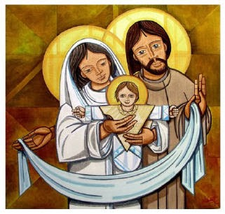 Fan page da Paróquia Sagrada Família