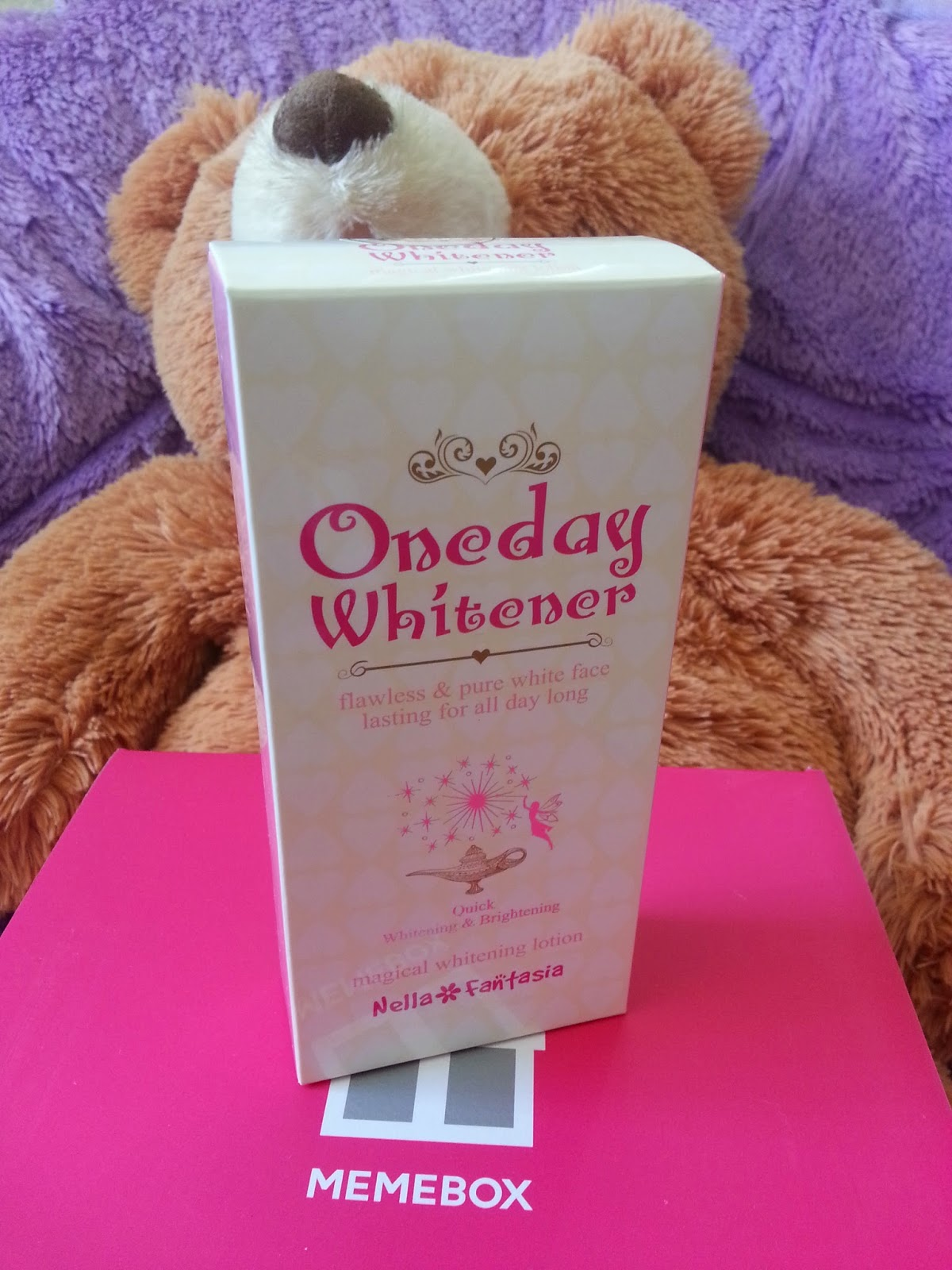Nella Fantasia Oneday Whitener