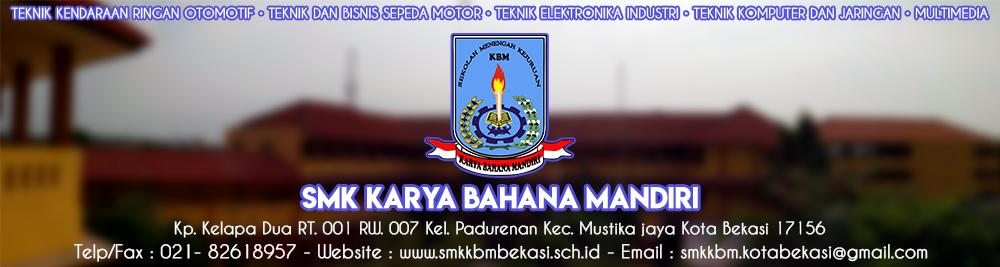 SMK Karya Bahana Mandiri 1