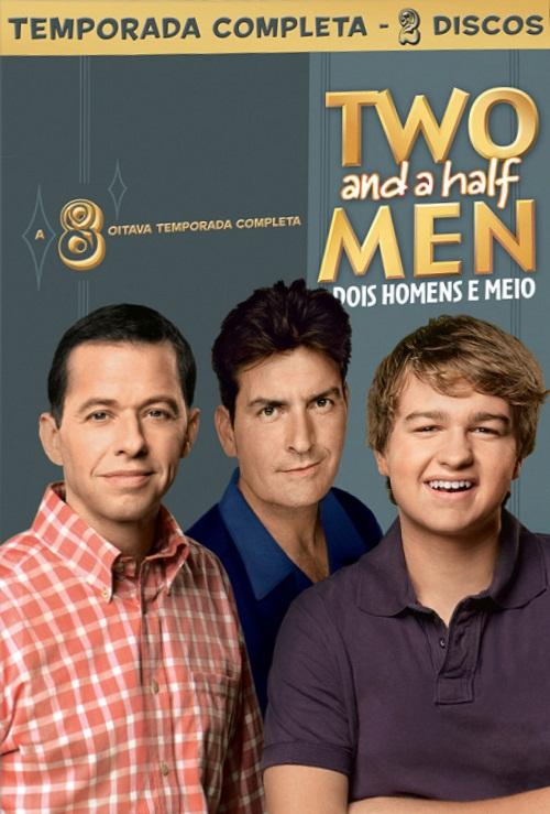 Dois Homens e Meio 8º Temporada (2010) Blu-Ray 720p Download Torrent Dublado