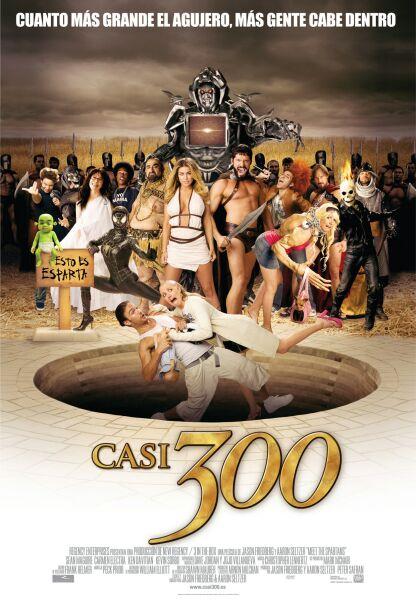 Una Loca Pelicula De Esparta [Casi 300] DVDRip Español Latino [2008] Comedia