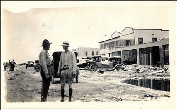 Okeechobee Hurricane – September 16, 1928