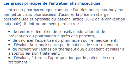 Rencontre pharmaceutique d'ete
