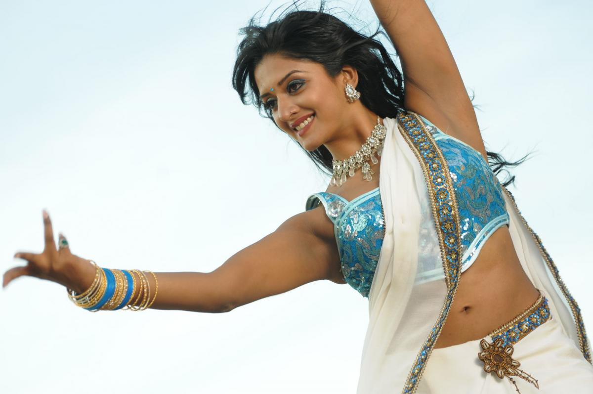 VIMALA RAMAN NAVEL , THIGH AND ARMPIT SHOW - hindi songs