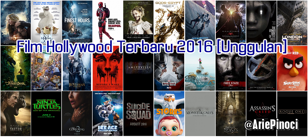Film Hollywood Terbaru 2016