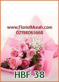 Jual bunga valentine murah