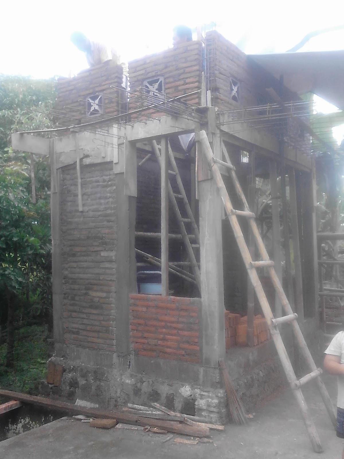 RW 5 Karanglo, Karangdukuh: (Update) Pembangunan Poskamling