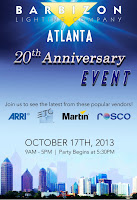 Barbizon Lighting Atlanta Celebrates 20 Years of Service