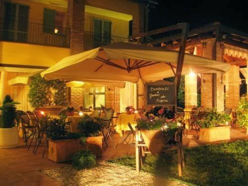 Bergamo gourmet la pizza giovane al giardino dei sapori - Giardino dei sapori calvenzano ...