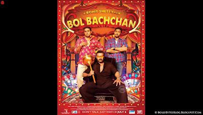 Bol Bachchan HD Wallaper - Featuring Ajay Devgn, Abhishek Bachchan, Asin, Prachi Desai
