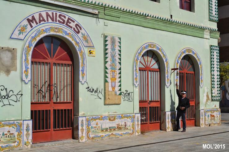 ESTACIÓN DE RENFE DE MANISES, HACE 126 AÑOS