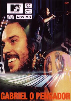 Gabriel O Pensador - MTV Ao Vivo - DVDRip