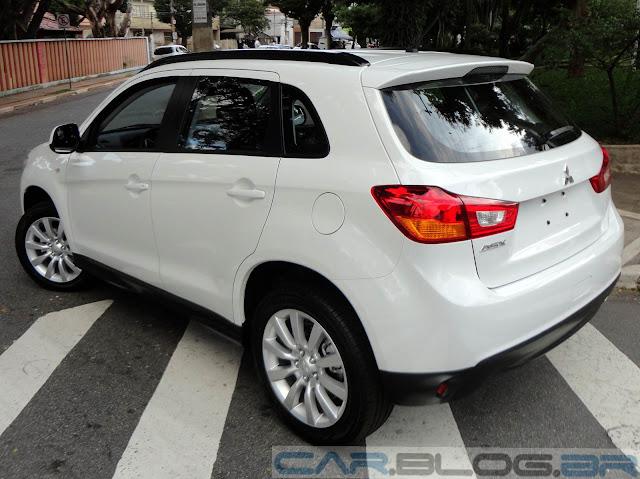 Mitsubishi ASX 4x2 2014 Branco