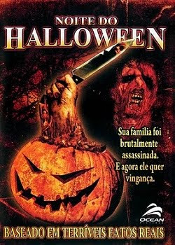 Filme Poster Noite do Halloween DVDRip XviD & RMVB Dublado