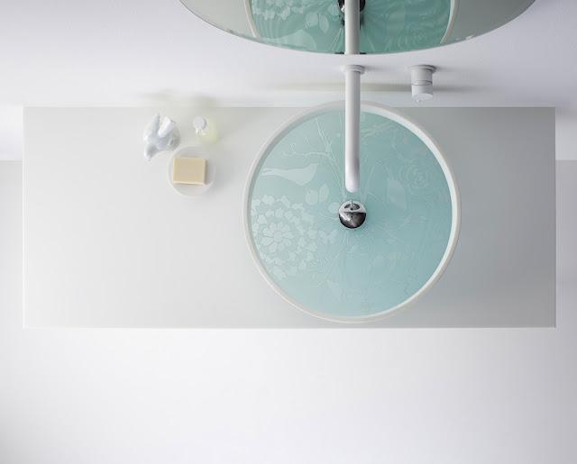 Коллекция Omvivo Motif для ванной комнаты